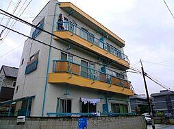 青木公園TKマンション[3階]の外観