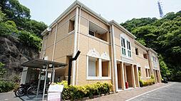兵庫県神戸市兵庫区平野町字天王谷奥東服の賃貸マンションの外観