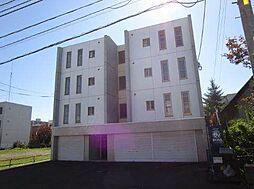 北海道札幌市東区北十三条東5の賃貸マンションの外観