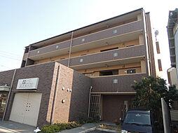 大阪府八尾市恩智中町1丁目の賃貸マンションの外観