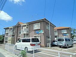新潟県新潟市東区紫竹7丁目の賃貸アパートの外観