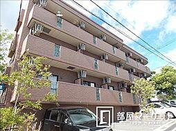 愛知県豊田市美里6丁目の賃貸マンションの外観