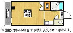 井上ビル[3階]の間取り