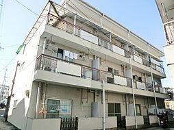 宮ノ下マンション 南棟[12号室]の外観