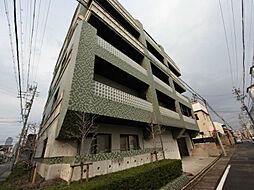 愛知県名古屋市中川区前並町の賃貸マンションの外観