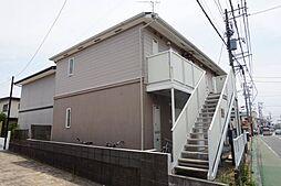 ボヌール茅ヶ崎[102号室]の外観