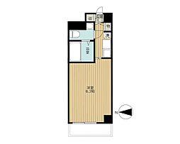 La Douceur新栄[8階]の間取り