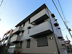 ツーモア茨木[3階]の外観