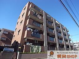 メゾンIII[4階]の外観