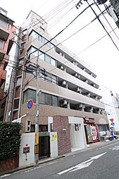 福岡県福岡市中央区薬院4丁目の賃貸マンションの外観