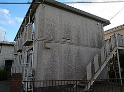 シティハイムハーモネイト[2階]の外観