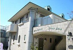 神奈川県横浜市中区仲尾台の賃貸マンションの外観