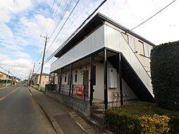 CasaKuraII[1階]の外観