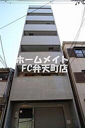 辻産業第5ビル[6階]の外観