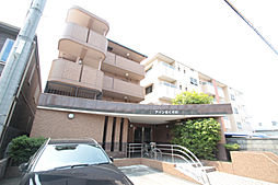 愛知県名古屋市昭和区菊園町4丁目の賃貸マンションの外観