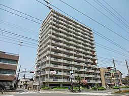 大阪府堺市堺区新在家町西1丁の賃貸マンションの外観