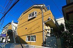 リトルトンコート[1階]の外観