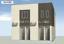 福岡県北九州市若松区藤ノ木3丁目の賃貸アパートの外観