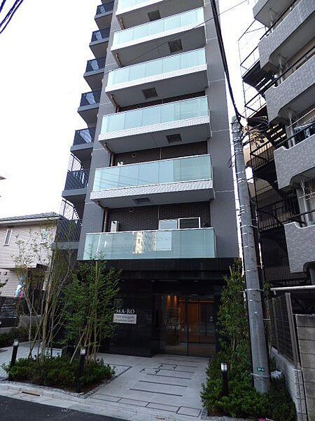 埼玉県川口市並木3丁目の賃貸マンション