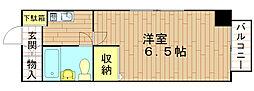 大盛ビル[3階]の間取り