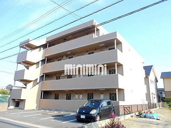 A・City桜井[4階]の外観