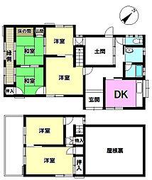 霞ヶ浦駅 1,750万円