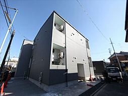 愛知県名古屋市中村区塩池町2丁目の賃貸アパートの外観