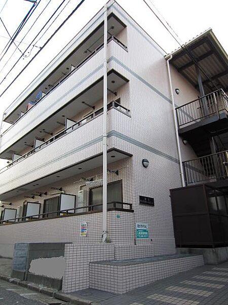第3サンフラワーマンション[102号室]の外観