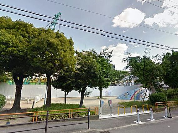 中津東公園