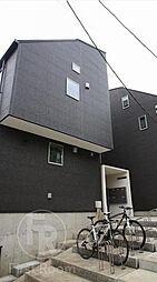 東京都品川区二葉2丁目の賃貸アパートの外観