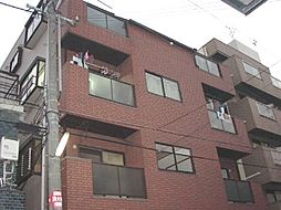 平野西シャルマン[403号室]の外観