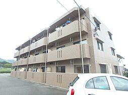 福岡県北九州市八幡西区上上津役1丁目の賃貸マンションの外観