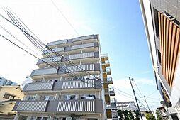 岡山県岡山市北区鹿田町2丁目の賃貸マンションの外観