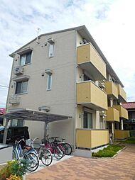 大阪府守口市八雲西町2丁目の賃貸アパートの外観