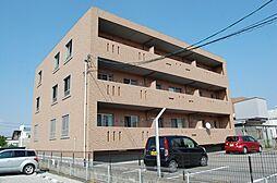 三重県四日市市赤堀南町の賃貸マンションの外観