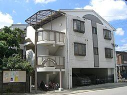 兵庫県宝塚市小浜3丁目の賃貸マンションの外観