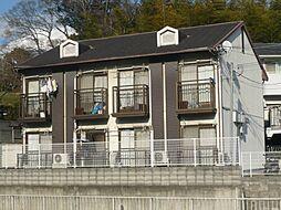 コスモハイツ[2階]の外観