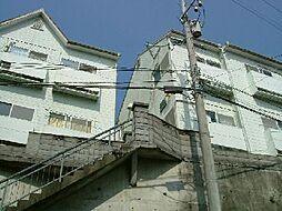 長崎県長崎市上戸町1丁目の賃貸アパートの外観