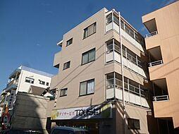 コーポ山藤[3階]の外観