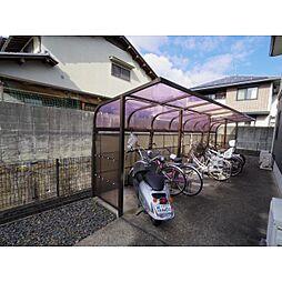 奈良県奈良市大安寺西1丁目の賃貸アパートの外観