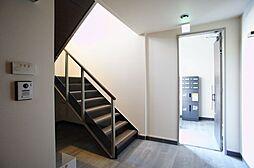 グラントワージュ日野[1階]の外観
