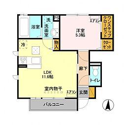 下館駅 6.3万円