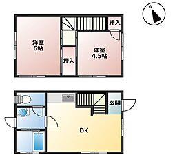 中津駅 3.8万円
