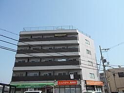 ハイツ加賀[3階]の外観