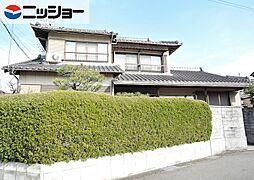 [一戸建] 愛知県愛西市北一色町北田面 の賃貸【/】の外観