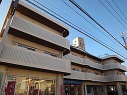福岡県宗像市田久2丁目の賃貸マンションの外観