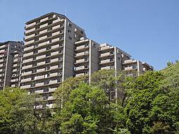 アミル21・サルビア館[2階]の外観