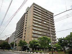 パロス美野島[8階]の外観