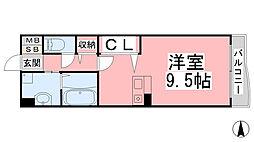 松山市駅駅 3.7万円