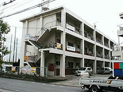 島本マンション[3階]の外観